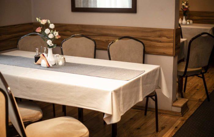 restauracja huzar gorzów