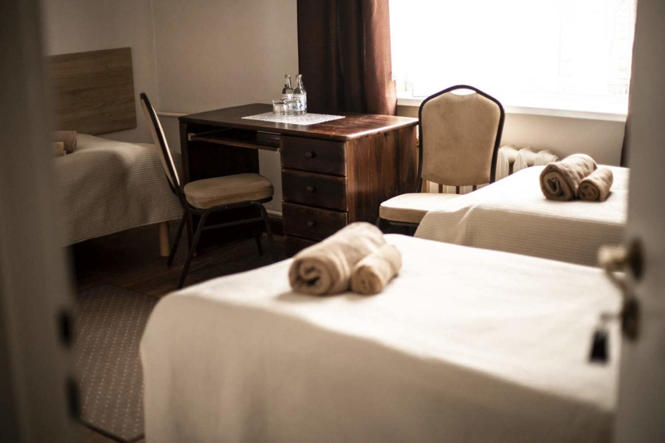 pokój hotel huzar