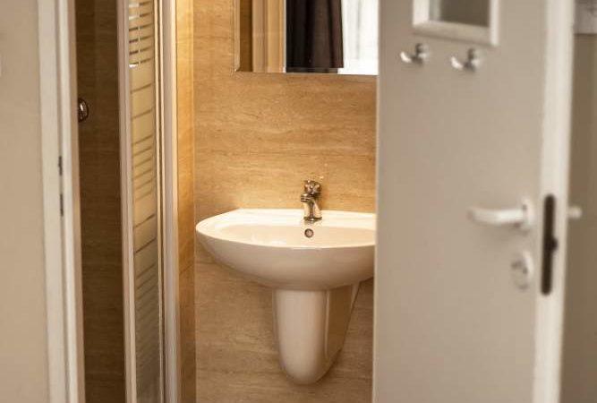hotel huzar gorzów łazienka